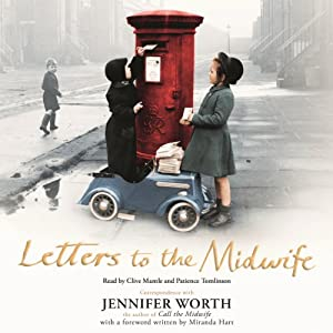 Letters to the Midwife Audiobook