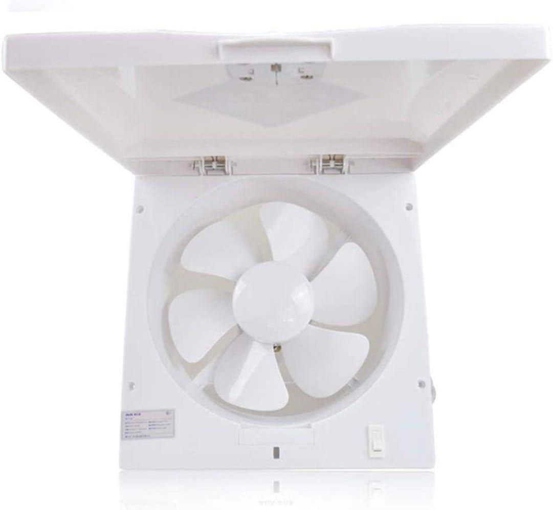 Amazon Com Exhaust Fan Low Noise Extractor Fan 10 Inches Wall Window Type Ventilator For Kitchen Bathroom Household Ventilation Fan Zhaoshunli 200411 Home Kitchen