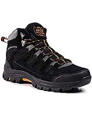 Jack Walker Hike JW9255 Wandellaarzen voor heren, waterdicht, trekking, wandellaarzen, ademend, licht