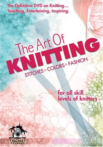 The Art of Knitting (Dvd Arts Leisure)