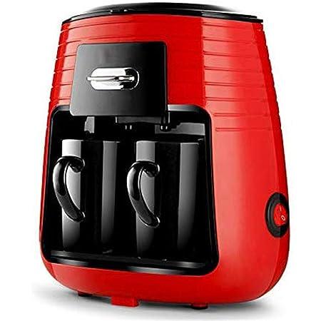 XMYL Copa Doble Máquina De Café Espresso, Automático Filtro De ...