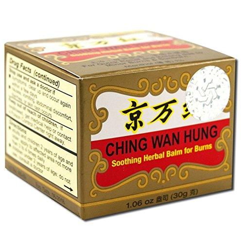 Extra Soothing Balm - CHING WAN HUNG - Soothing Herbal Balm (1.06 Oz/30 Gram)