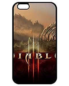 Nuevo estilo 2788519ZA375545680I6P caliente diseño funda Diablo 3 juego iPhone 6 Plus/iPhone 6s Plus funda Amy Nightwing juego tienda