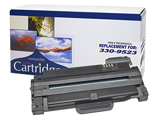 Remanufactured Toner Cartridge Replacement for DELL 1130-1133-1135 PRINTER CARTRIDGE