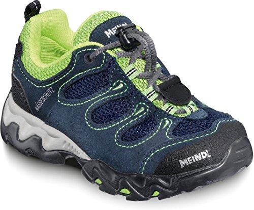 Meindl Tarango zapatillas de senderismo unisex para niños - 680142 - 36, azul