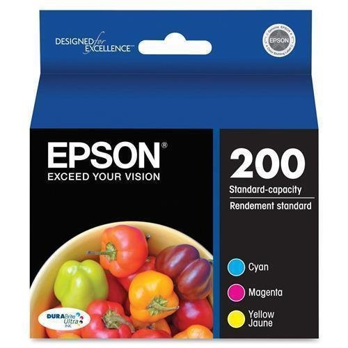 Epson Ink Cartridge, Standard Capacity, Multi Color