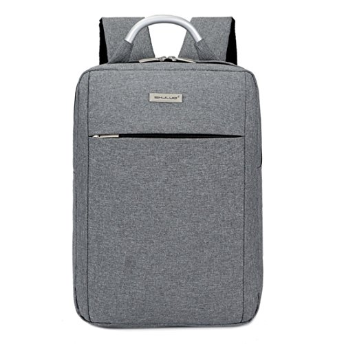 Business Grande Bandoulière Air Olprkgdg Bag Dos Computer En Sac Gray Double Voyage Capacité À color Gray Plein wEtOtBqxX
