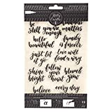 Kelly Creates Inspirational Phrases Stamps, Multi