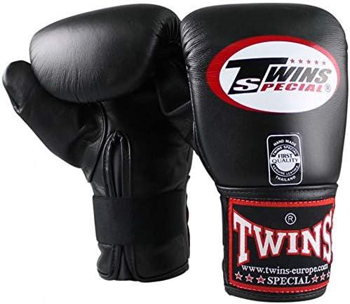 Twins CH5 Handbandagen 5M Blau Premium Elastisch Stretch Boxen Kickboxen Markant