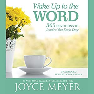 Wake Up to the Word Audiobook