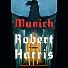 Munich: A Novel Audiobook by Robert Harris Narrated by David Rintoul