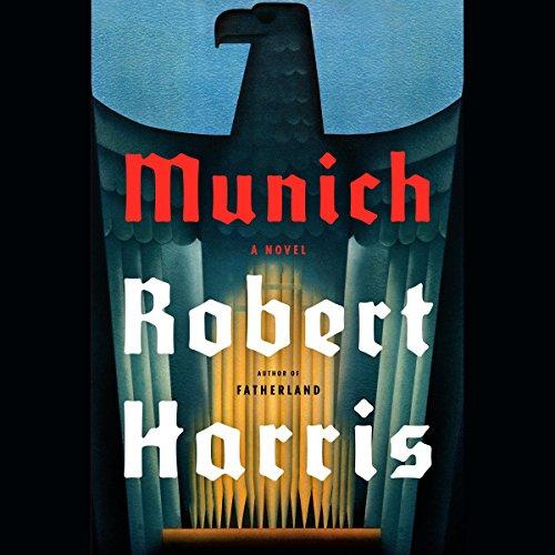 Munich: A Novel cover