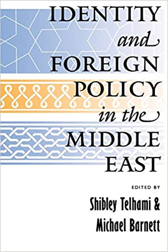 About Identity and Turkish Foreign Policy