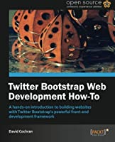 Twitter Bootstrap Web Development Front Cover