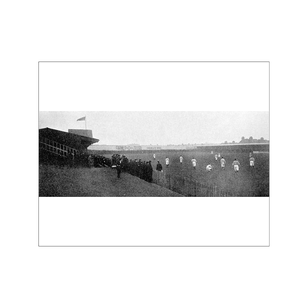 10x8 Print of Southern League - Luton Town v Portsmouth - Kenilworth Road (6076995)