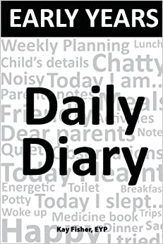 Book Early Years Daily Diary