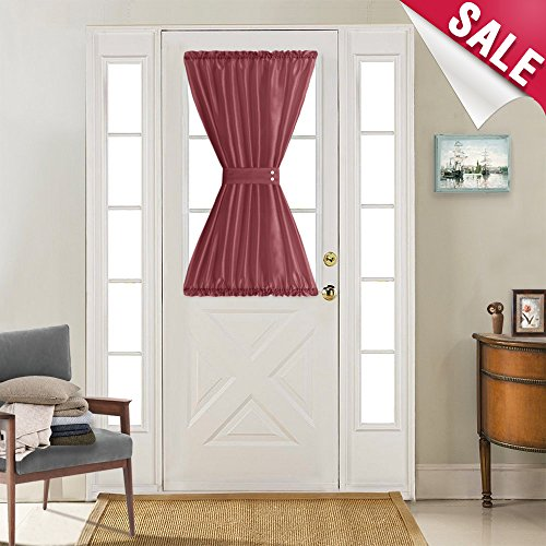 French Door Panels Privacy French Door Curtain Panels 40 inc