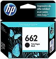 HP Cartucho Original de Tinta Negra 662 Advantage (CZ103AL)