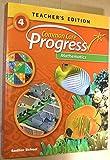 Common Core Progress Mathematics- Grade 4 Teacher's Edition Paperback – 2014