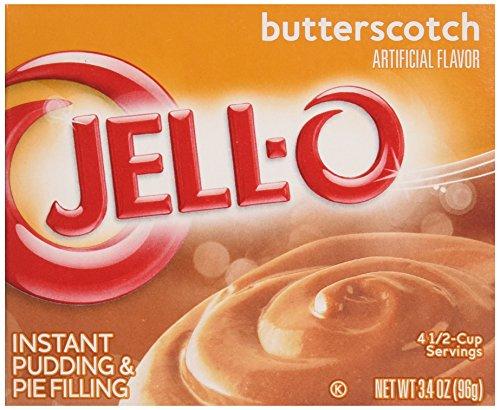 instant butterscotch pudding mix - 2