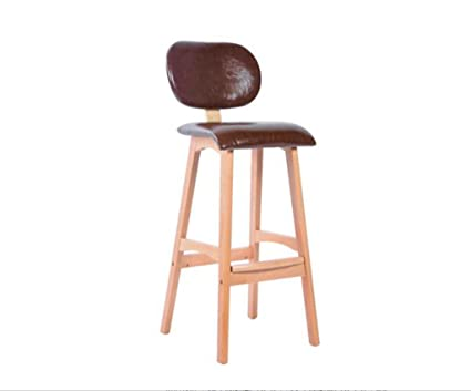 Prendi uno sgabello sgabello da bar sgabello da bar sedia in legno
