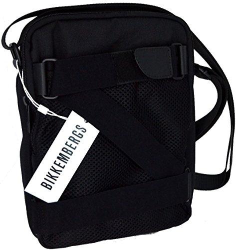 hombro negro Bikkembergs negro para Bolso al hombre 4WfapFRf