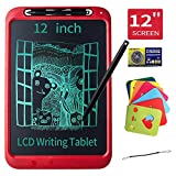 Nobes 12 Inch LCD Writing Tablet with Erasable Lock, Electronic Writing Board, Doodle