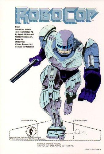 robot standee - 8