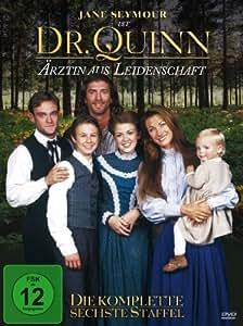 Dr. Quinn - Ärztin aus Leidenschaft: Die komplette sechste Staffel [Alemania] [DVD]
