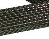 50 Yard Black Rigilene Poly Polyester Boning 1/2