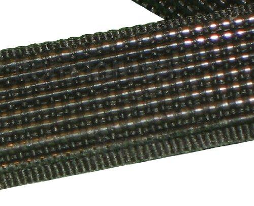 - 50 Yard Black Rigilene Poly Polyester Boning 1/2