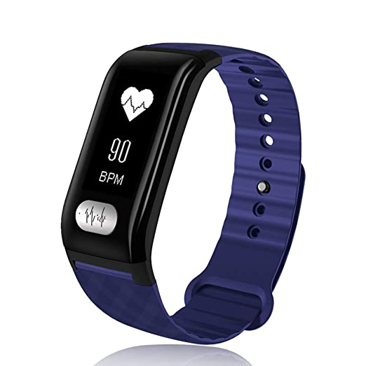 Smart Pulsera Fitness Sport Watch Smart Tiempo Smart Fitness Watch Smart Fitness Watch Hombre Reloj Hombre Pulsera Reloj Fitness Bluetooth Reloj Electrónico ...