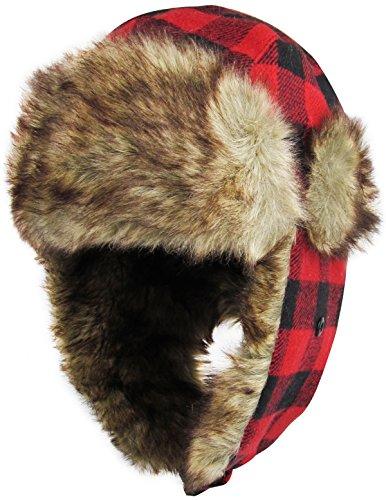 Plaid Fur - 2