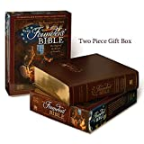 img - for The Founder's Bible - NASB - Genuine Leather book / textbook / text book