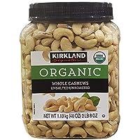 Kirkland Signature - Anacardo orgánico sin sal Pack