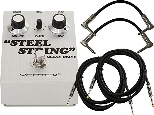 Vertex Steel String Clean Drive w/ 4 Cables - Buy Online in