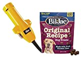 Oster Single Speed Motor for Oster Clipmaster and Shearmaster - Includes Bil-Jac Original Recipe Dog Treats 10oz