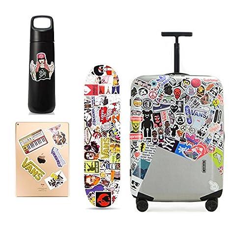 Beyong Cool Music Band Stickers for Water Bottles Skateboard Helmet Guitar Case Laptop Sticker Packs for Teens /& Adults Band Sticker 50Pcs