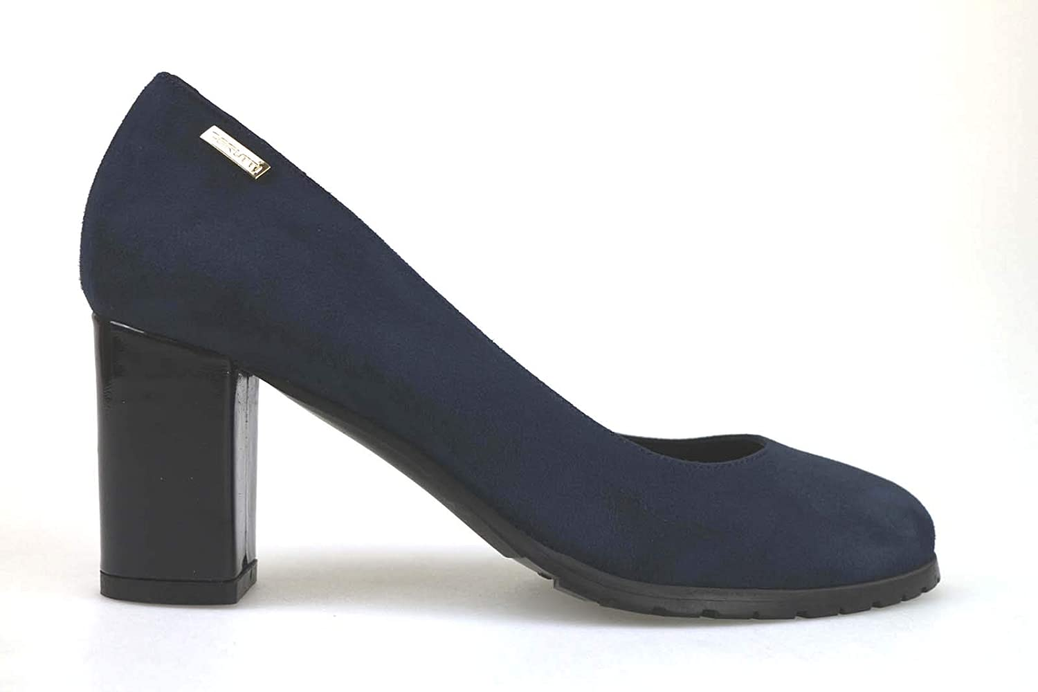 - MARIO CERUTTI Pumps-shoes Womens Suede bluee