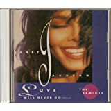 Love Will Never Do (Without You) the Remixes [Japan Import]