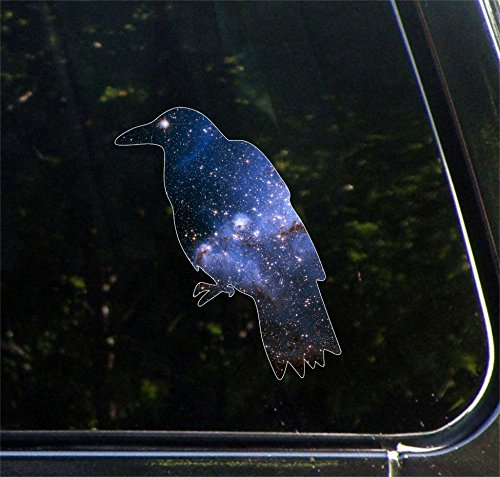 Raven Decal - 7