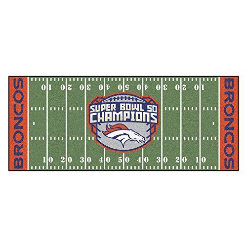 Denver Broncos Rug - 6