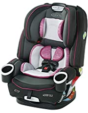Graco 4Ever DLX 4 in 1 Car Seat, Pink, 22.75 pounds