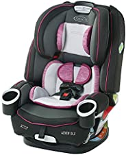 Graco 4Ever DLX 4 in 1 Car Seat | Infant to Toddler Car Seat, with 10 Years of Use, Joslyn