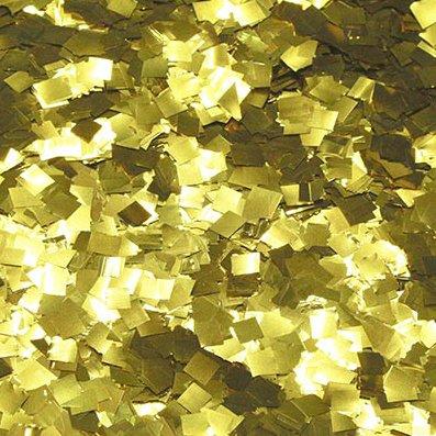 Gold Glitter Confetti