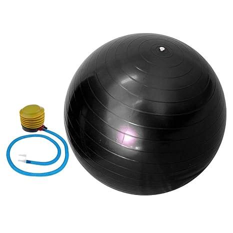 Pelota De Yoga De Fitness Antiexplosiva De 55 Cm (con Bomba ...