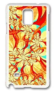 Adorable abstract dance art multicolor patterns surface Hard Case Protective Shell Cell Phone Samsung Galasy S3 I9300 - PC White