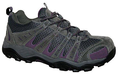 Northwest Territory - Zapatillas de senderismo para mujer - Púrpura