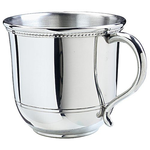 Salisbury Pewter Engravable Images Baby Cup