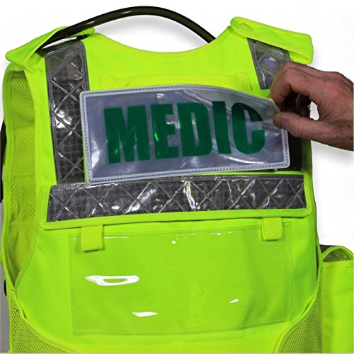 Small - Med Protec Elite Multi Response Vest